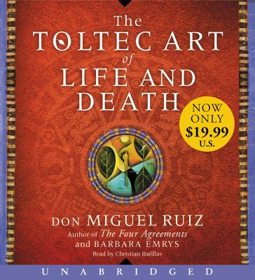 The Toltec Art of Life and Death Low Price CD Cover Image