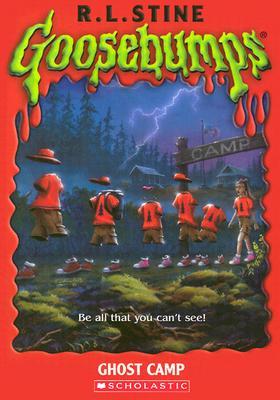 Goosebumps #45 Cover
