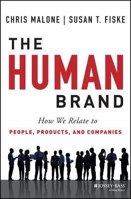 The Human Brand Cover