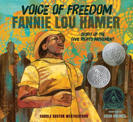 Voice of Freedom: Fannie Lou Hamer: The Spirit of the Civil Rights Movement Cover Image