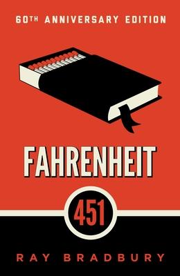 Fahrenheit 451: A Novel Cover Image