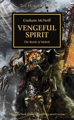Cover for Vengeful Spirit (The Horus Heresy #29)