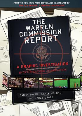 The Warren Commission Report Cover