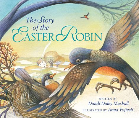 The Story of the Easter Robin Cover