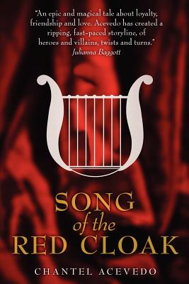 Cover for Song of the Red Cloak