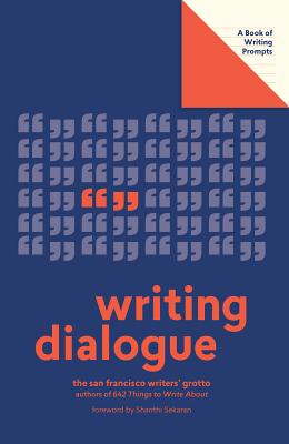 Writing Dialogue (Lit Starts): A Book of Writing Prompts Cover Image