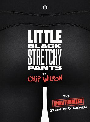 Little Black Stretchy Pants Cover Image