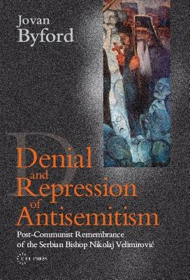 Cover for Denial and Repression of Anti-Semitism