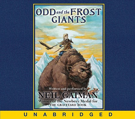 Odd and the Frost Giants CD Cover Image