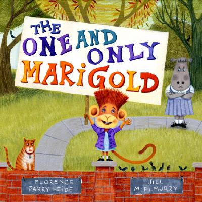 The One and Only Marigold Cover