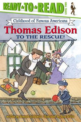 Cover for Thomas Edison to the Rescue!