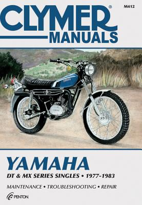 Cover for Yamaha DT & MX Series Sngls 77-83