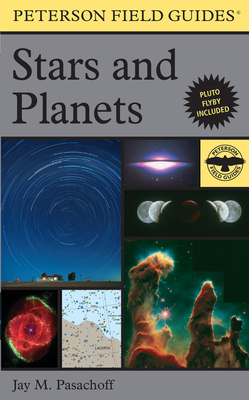 A Peterson Field Guide to Stars and Planets (Peterson Field Guides) Cover Image