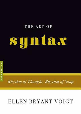 The Art of Syntax Cover