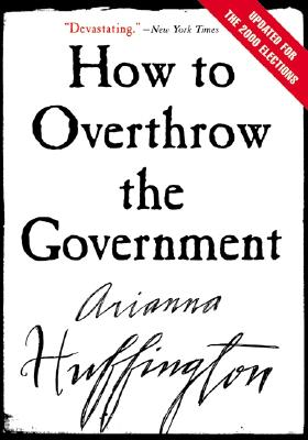Cover for How to Overthrow the Government