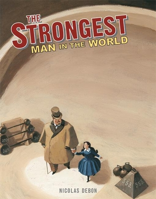 The Strongest Man in the World Cover
