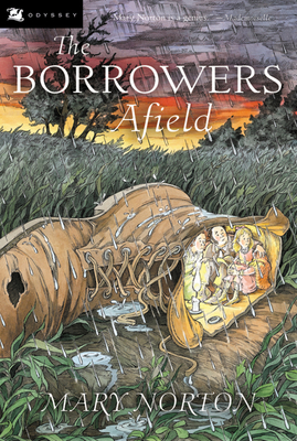 The Borrowers Afield Cover
