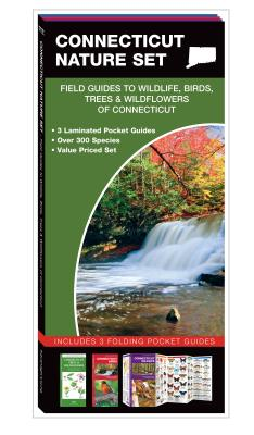 Connecticut Nature Set: Field Guides to Wildlife, Birds, Trees & Wildflowers of Connecticut Cover Image