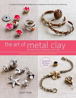 The Art of Metal Clay Cover