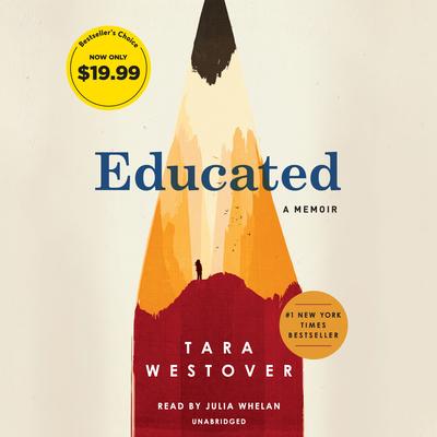 Educated: A Memoir Cover Image