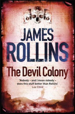 The Devil Colony Cover Image