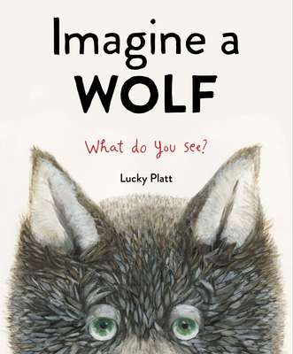 Cover for Imagine a Wolf