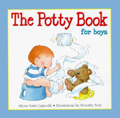 The Potty Book for Boys (Hannah & Henry) Cover Image