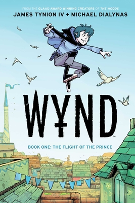 Wynd Book One: Flight of the Prince Cover Image