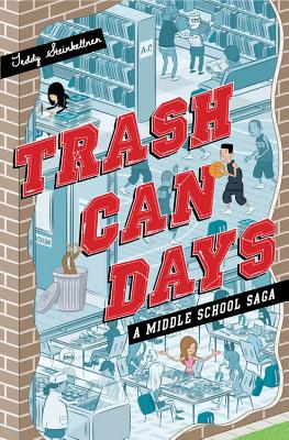Trash Can Days Cover
