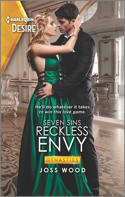 Reckless Envy: A Forbidden Romance Cover Image