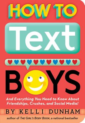 How to Text Boys Cover Image