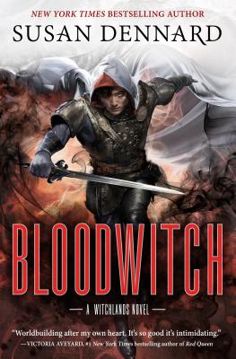 Bloodwitch: A Witchlands Novel (The Witchlands #3) Cover Image