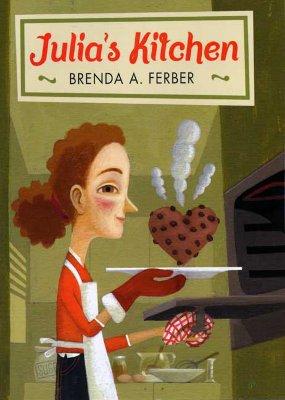 Julia's Kitchen Cover Image