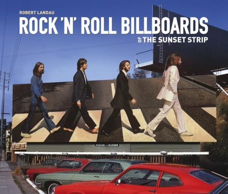 Rock 'n' Roll Billboards of the Sunset S Cover Image