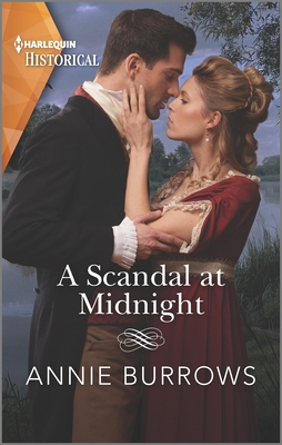 A Scandal at Midnight: A Scandalous Regency Marriage Story Cover Image