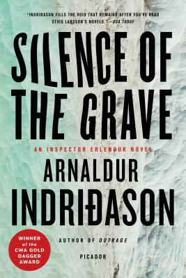 Silence of the Grave: An Inspector Erlendur Novel (An Inspector Erlendur Series #2) Cover Image