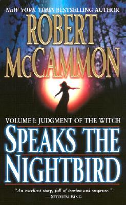 Speaks the Nightbird Cover