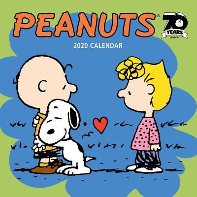 Peanuts 2020 Wall Calendar Cover Image
