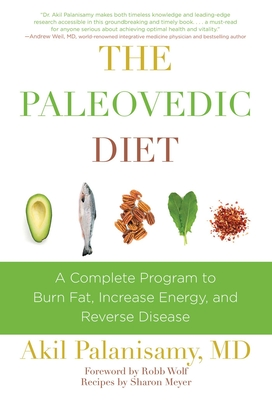 Cover for The Paleovedic Diet