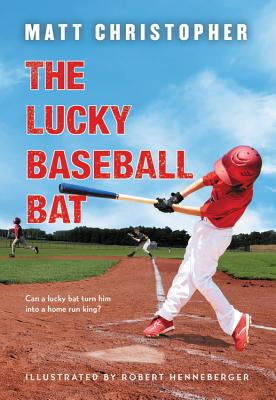 The Lucky Baseball Bat Cover Image
