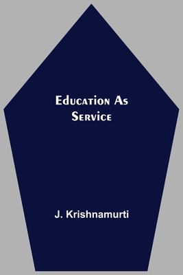 Education As Service Cover Image