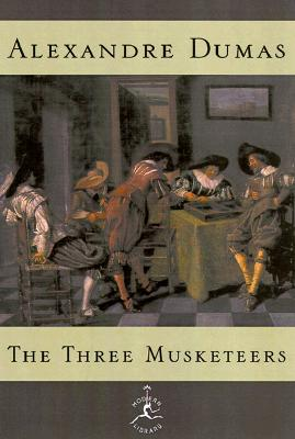 The Three Musketeers Cover Image