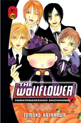 The Wallflower, Volume 20 Cover Image