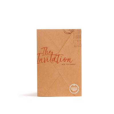 CSB The Invitation New Testament Cover Image