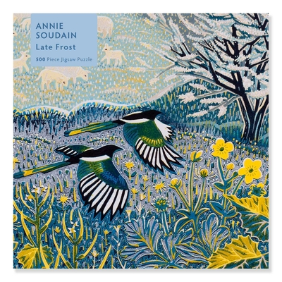 Adult Jigsaw Puzzle Annie Soudain: Late Frost (500 pieces): 500-piece Jigsaw Puzzles Cover Image