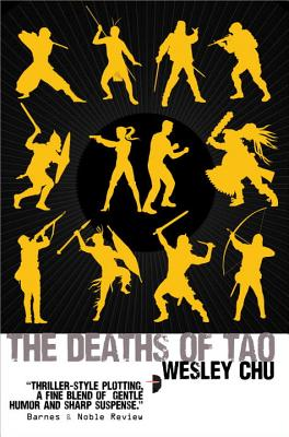 The Deaths of Tao Cover