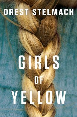 Cover for Girls of Yellow (Elise De Jong/Sami Ali Book 1)