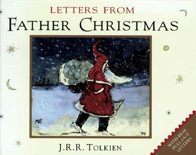 Letters From Father Christmas Cover