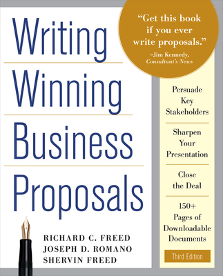 Writing Winning Business Proposals, Third Edition Cover Image