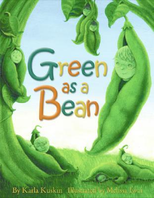 Green as a Bean Cover